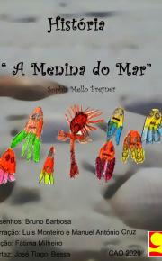 O CAO Apresenta a Menina do Mar - 12º Filme