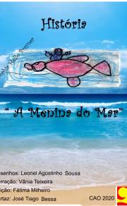 O CAO Apresenta a Menina do Mar - 8º Filme