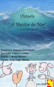 O CAO Apresenta a Menina do Mar - 1º Filme